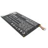 0DHM0J Dell Venue 7 4100mAh akkumulátor , akku
