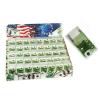 100 Euro-s papírzsebkendő