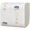 114273 Tork Premium hajtogatott toalettpapír, soft T3 Bulk rendszerhez