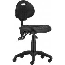 1290 Asyn ipariszék szinkronmechanikával PU ülő- és háttámlával bútor