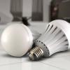 12W-os energiatakarékos LED izzó E27 foglalattal - 1 db