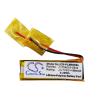 1704018-0944 vezetéknélküli fejhallgató akkumulátor