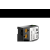 1868753 XTL Dymo szalag 24mmx7m fekete/fehér