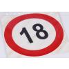 18. szülinapi tortaostya