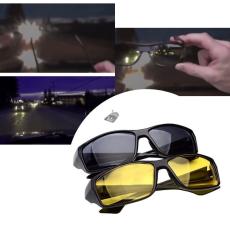 2 db Szemüveg vezetéshez (éjszakai/nappali)