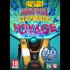 2K Borderlands: The Pre-Sequel - Claptastic Voyage and Ultimate Vault Hunter Upgrade Pack 2 (PC - Steam Digitális termékkulcs)