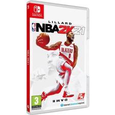 2K NBA 2K21 - Nintendo Switch videójáték