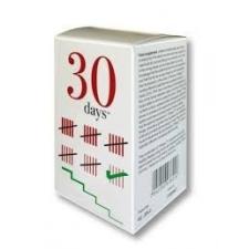 30 days Tabletta gyógyhatású készítmény