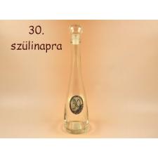 30. születésnapra üveg -Születésnapi ajándékok ajándéktárgy
