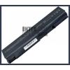 398854-001 4400 mAh 6 cella fekete notebook/laptop akku/akkumulátor utángyártott