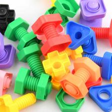 3D kirakós építőjáték puzzle, kirakós