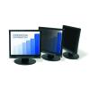 """3M Monitorszűrő, betekintésvédelemmel, 20,0"""", 443x250 mm, 16:9, , fekete"""