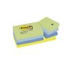 3M/POSTIT Öntapadó jegyzettömb, 38x51 mm, 3M POSTIT, álmodozó színek