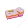 3M POSTIT Öntapadó jegyzettömb, 38x51 mm, 3M POSTIT, vidám színek (LP653FLJO)