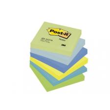 3M POSTIT Öntapadó jegyzettömb, 76x76 mm, 100 lap, 3M POSTIT, álmodozó színek jegyzettömb