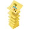 """3M POSTIT Öntapadó jegyzettömb, """"Z"""", 76x76 mm, 100 lap, , sárga"""