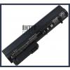 411127-001 4400 mAh 6 cella fekete notebook/laptop akku/akkumulátor utángyártott