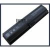 411464-141 4400 mAh 6 cella fekete notebook/laptop akku/akkumulátor utángyártott