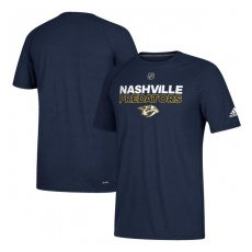 47 Brand Nashville Predators FĂŠrfi póló Authentic Ice Climalite Ultimate S/S - XXL