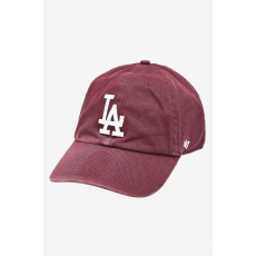 47brand - Sapka MLB Los Angeles Dodgers - gesztenyebarna