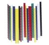 FELLOWES 8 mm műanyag spirál, 21-40 lapig, piros irodai kellék