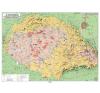 Stiefel Eurocart Kft. Magyar néprajzi térkép DUO tankönyv