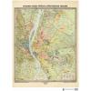 Stiefel Eurocart Kft. Budapest székes-főváros és környékének térképe (1906)