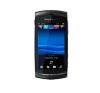 Sony Ericsson U8 Vivaz Pro akkufedél fekete mobiltelefon kellék