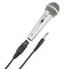 Hama 46040 DM 40 dinamikus mikrofon, ezüst