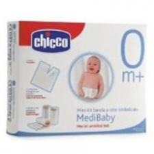 Chicco köldökvédõ szett (3 db háló, 3 db steril mull-lap) betegápolási kellék
