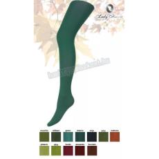 LADY KAMA Sara 40 harisnya - ősz színei