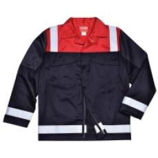 Portwest Portwest FR55 Antisztatikus  kéttónusú kabát