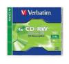 Verbatim CD-RW írható és újraírható média