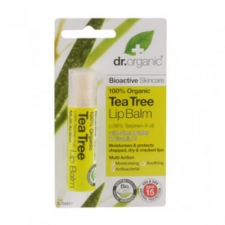 Dr.Organic bio teafa ajakbalzsam ajakápoló