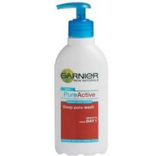 Garnier Pure Active Arclemosó Gél arctisztító