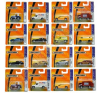 Matchbox Matchbox Kisautók 1/64 autópálya és játékautó