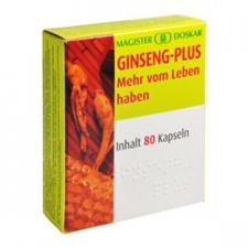 Magister Doskar Ginzeng-Plus kapszula egészség termék