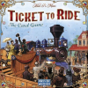 Days of Wonder Ticket to Ride kártyajáték