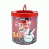Bravos Trió instant kávé 50 x 18 g 3in1