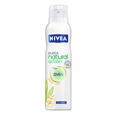 Nivea Pure & Natural Action Jasmin Deo spray dezodor
