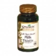 Swanson Máriatövis Kapszula vitamin