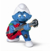 Schleich Törp gitárral