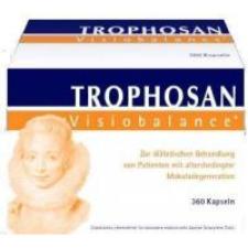 Trophosan visiobalancekapszula táplálékkiegészítő