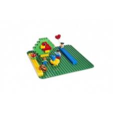 LEGO Duplo - Zöld építőlap 2304 lego