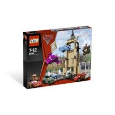 LEGO Verdák - A Big Bentley lerombolása 8639 lego