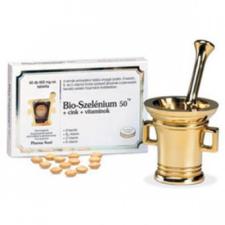 Pharma Nord Bio Szelénium 50 + Cink + vitaminok tabletta vitamin