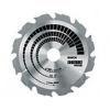 Bosch körfűrészlap  190x30/12const