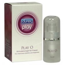 Durex stimuláló gél nőknek masszázsolaj és gél