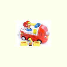 WOW : Ernie, a tűzoltóautó wow