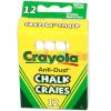 Crayola Crayola: Fehér táblakréták